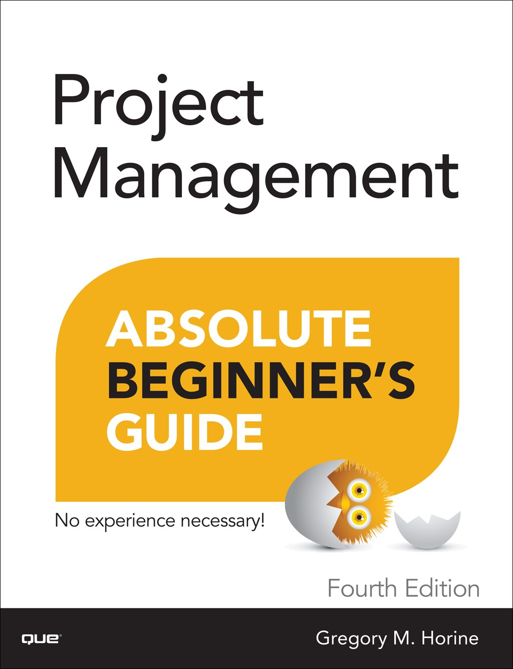 Project Management Absolute Beginner's Guide, 4th Edition