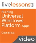 Building Universal Windows Platform Apps LiveLessons