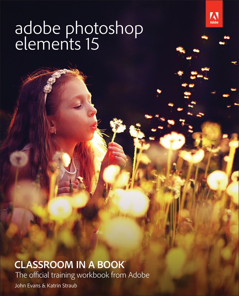 Adobe Photoshop Elements 15 Classroom in a Book, Rough Cuts