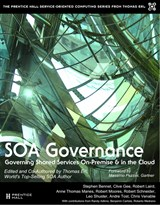 SOA Governance: Governing Shared Services On-Premise & in the Cloud (paperback)