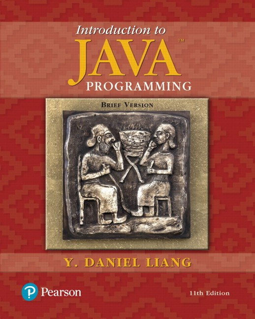 Introduction to Java Programming, Brief Version Plus MyProgrammingLab with Pearson eText -- Access Card Package, 11th Edition