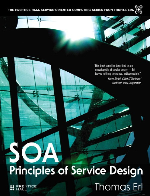 SOA Principles of Service Design (paperback)