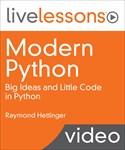Modern Python LiveLessons