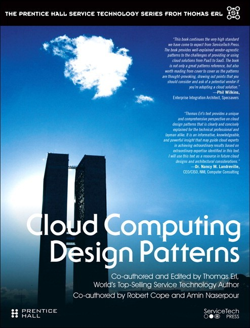 Cloud Computing Design Patterns (paperback)