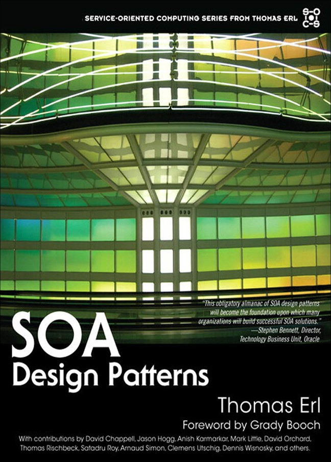 SOA Design Patterns (paperback)