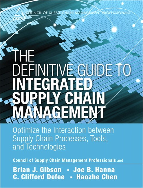 Definitive Guide to Integrated Supply Chain Management, The (Paperback)
