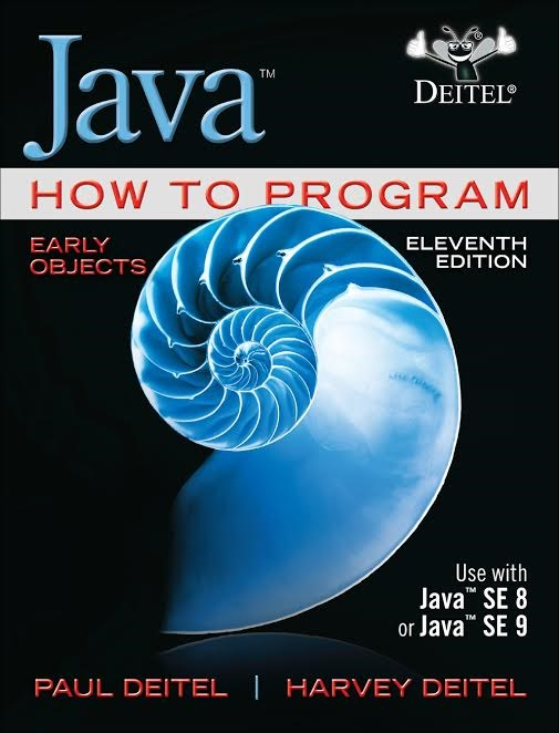 Java How to Program, Early Objects Plus MyLab Programming with Pearson eText -- Access Card Package, 11th Edition