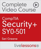 CompTIA Security+ SY0-501 Complete Video Course and Practice Test
