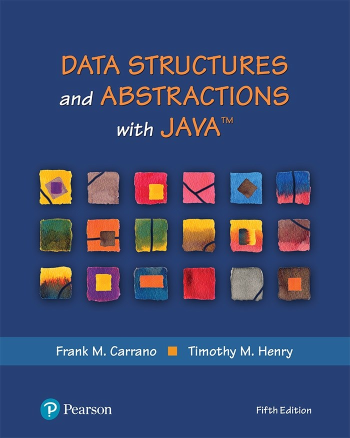 Data Structures and Abstractions with Java, 5th Edition