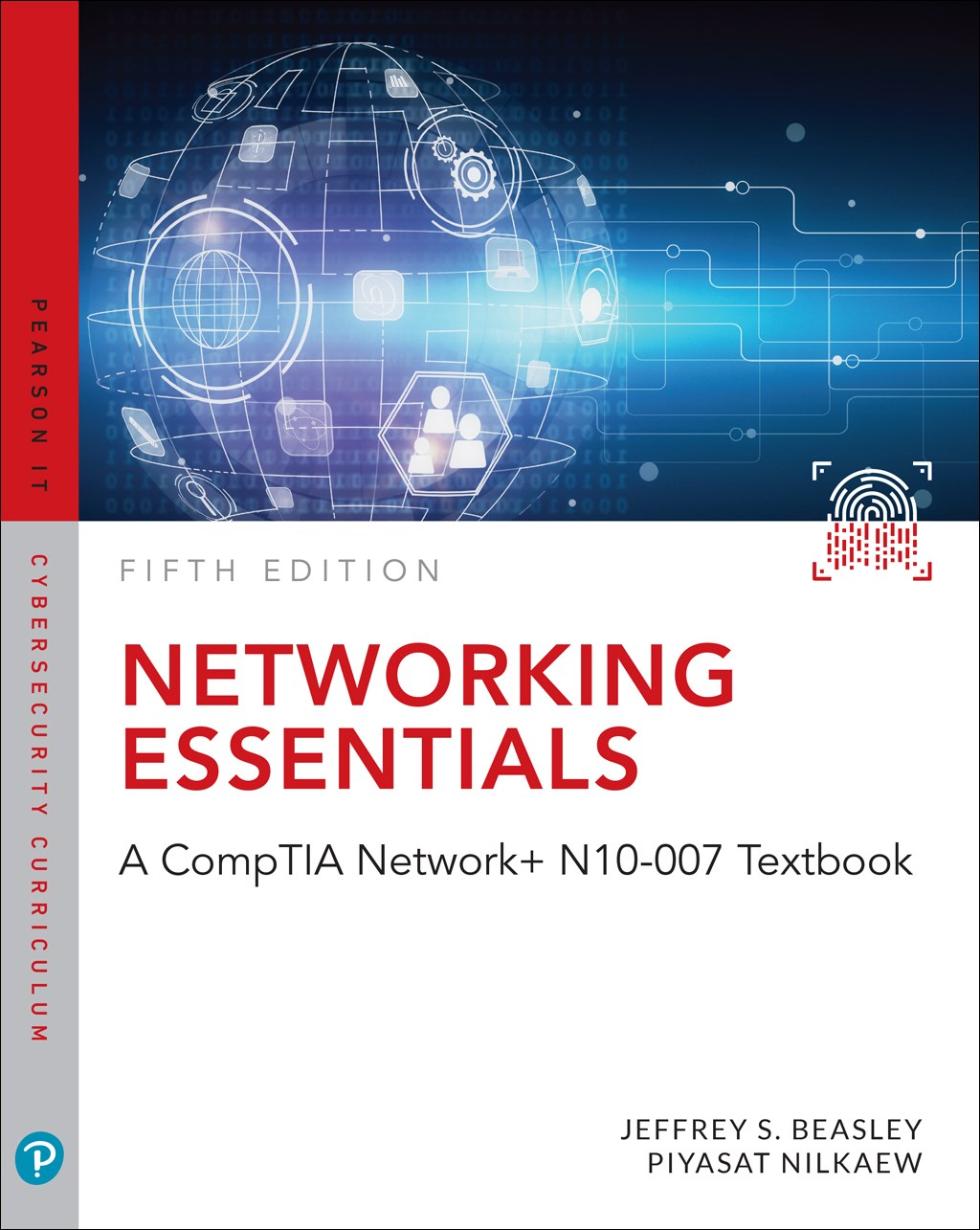 Networking Essentials: A CompTIA Network+ N10-007 Textbook, 5th Edition