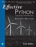 Effective Python, Second Edition