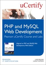 PHP and MySQL Web Development Pearson uCertify Course and Labs Student Access Card, 5th Edition