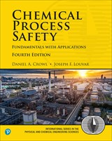Chemical Process Safety: Fundamentals with Applications, 4th Edition
