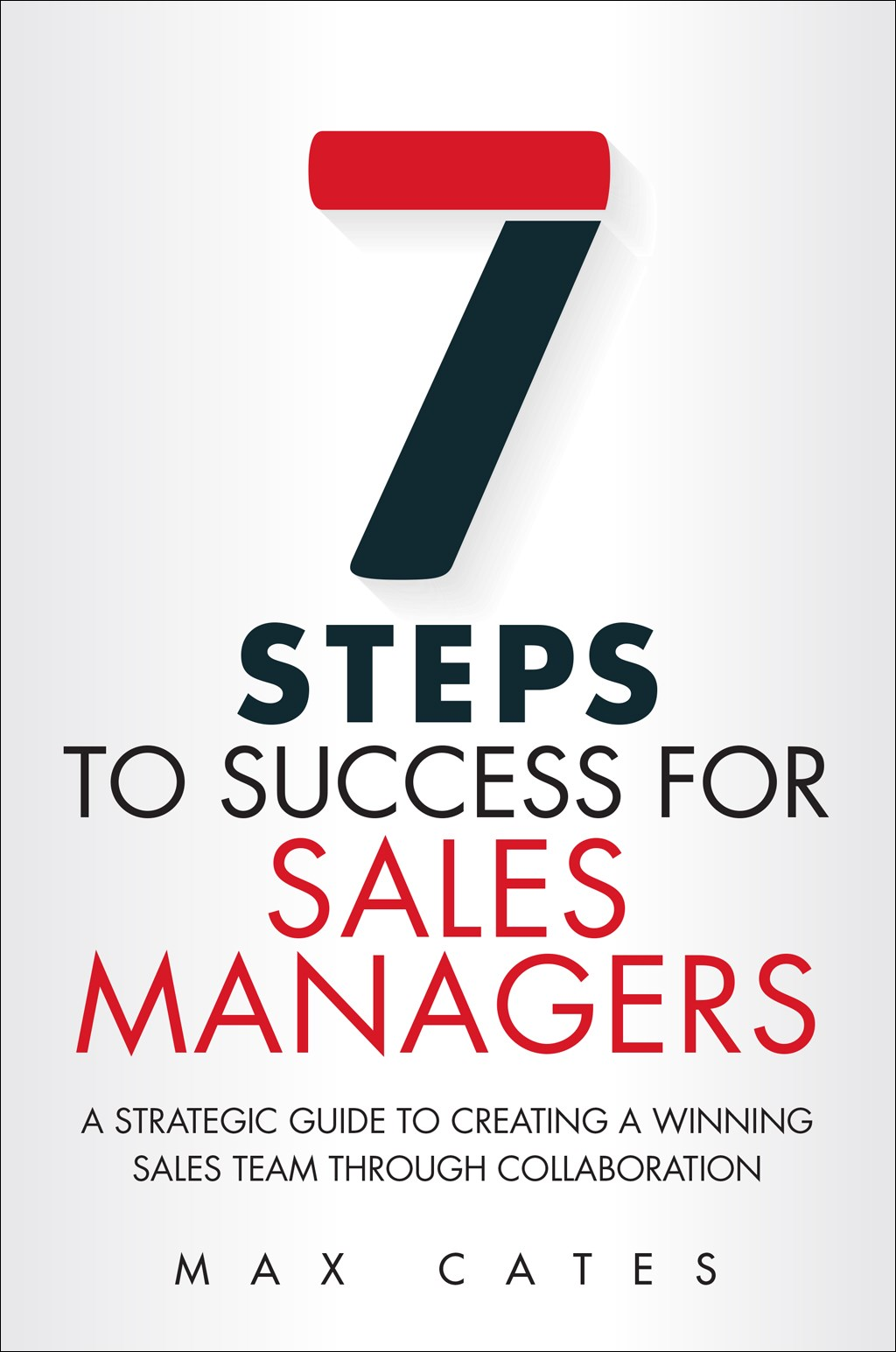 Seven Steps to Success for Sales Managers (Paperback)