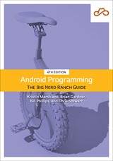 Android Programming: The Big Nerd Ranch Guide, 4th Edition