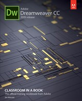 Adobe Dreamweaver CC Classroom in a Book (2019 Release)