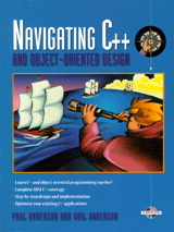 Navigating C++ and Object-Oriented Design (Bk/CD-ROM)