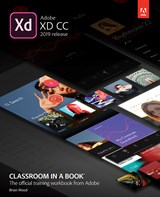 Adobe XD CC Classroom in a Book (2019 Release)