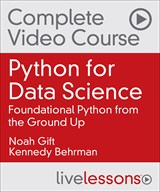 Python for Data Science Complete Video Course