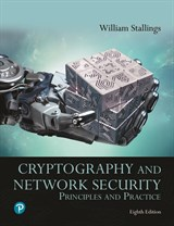 Pearson eText Cryptography and Network Security: Principles and Practice -- Access Card, 8th Edition