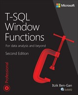 T-SQL Window Functions: For data analysis and beyond, 2nd Edition