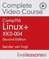 CompTIA Linux+ XK0-004 Complete Video Course, 2nd Edition