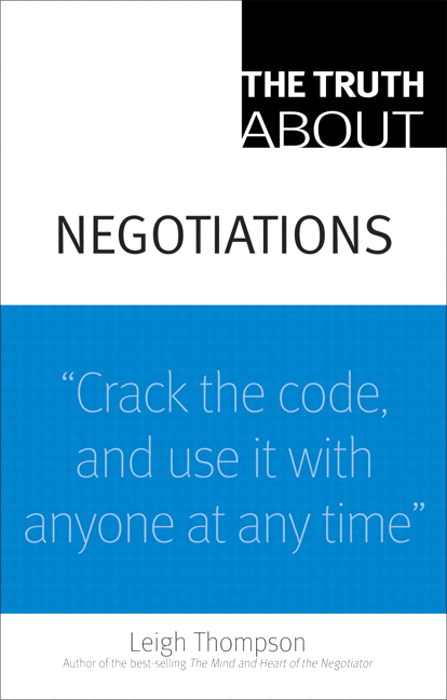 Truth About Negotiations, The