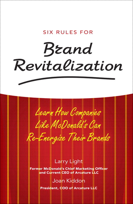Six Rules for Brand Revitalization: Learn How Companies Like McDonald' Can Re-Energize Their Brands