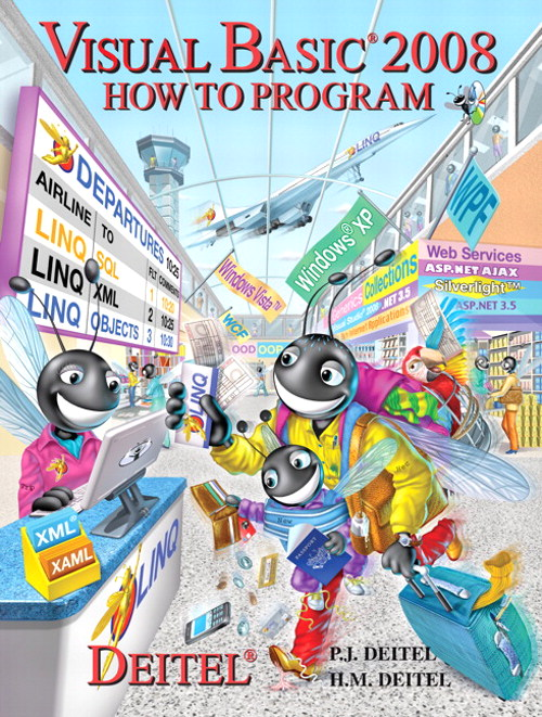 Visual Basic 2008 How to Program