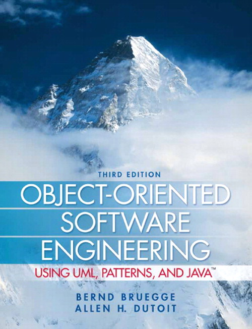 Object-Oriented Software Engineering Using UML, Patterns, and Java, 3rd Edition