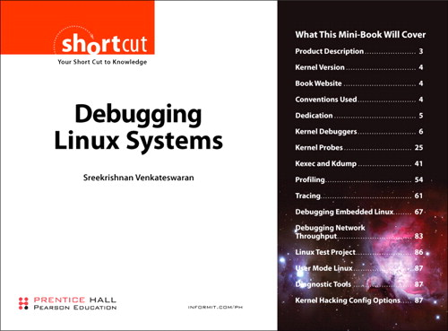 Debugging Linux Systems (Digital Short Cut)