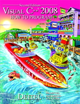 Visual C++ 2008 How to Program, 2nd Edition