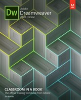 Adobe Dreamweaver Classroom in a Book (2020 release)