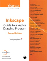 Inkscape: Guide to a Vector Drawing Program (Digital Short Cut), 2nd Edition