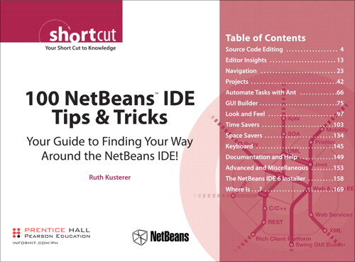 100 NetBeans IDE Tips & Tricks (Digital Short Cut)
