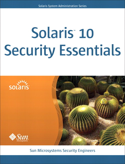 Solaris 10 Security Essentials