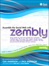 Assemble the Social Web with zembly
