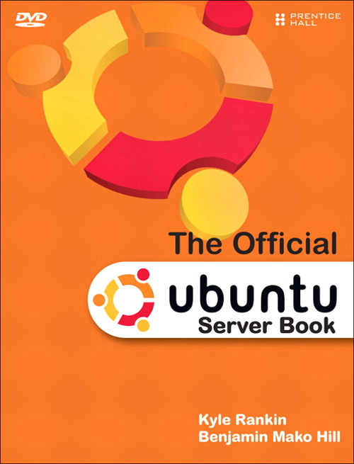Official Ubuntu Server Book, The