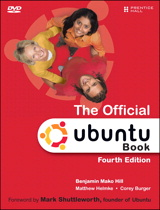 Official Ubuntu Book, The, 4th Edition