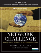 Network Challenge (Chapter 4), The: Cross-Cultural Leadership in Networked Global Enterprises