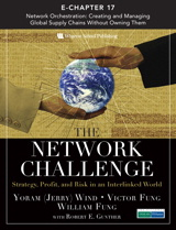 Network Challenge (Chapter 17), The: Network Orchestration: Creating and Managing Global Supply Chains Without Owning Them