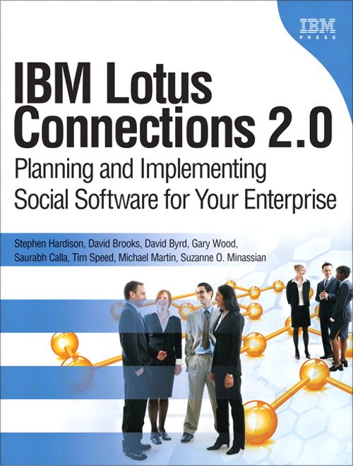 IBM Lotus Connections 2.0: Planning and Implementing Social Software for Your Enterprise (e-book)