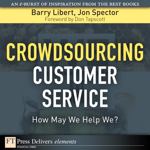 Crowdsourcing Customer Service: How May We Help We?