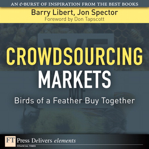 Crowdsourcing Markets: Birds of a Feather Buy Together