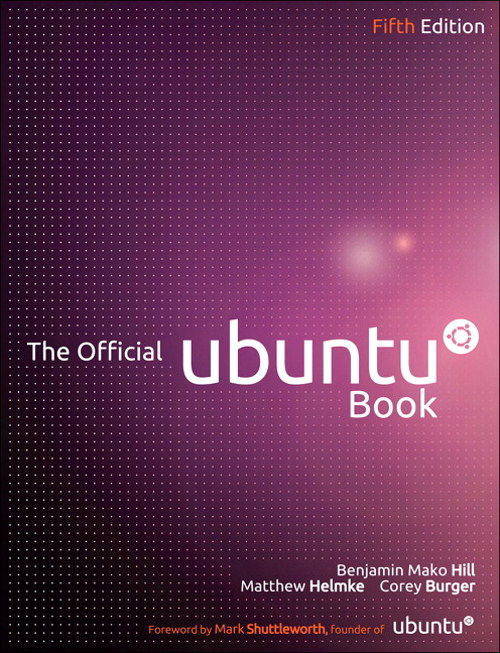 Official Ubuntu Book, The, 5th Edition