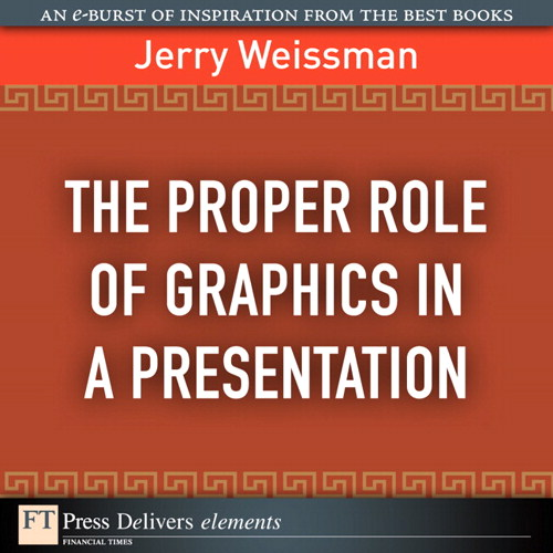 Proper Role of Graphics in a Presentation, The