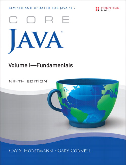 Core Java Volume I--Fundamentals, 9th Edition