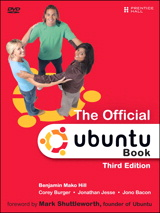 Official Ubuntu Book, The, 3rd Edition