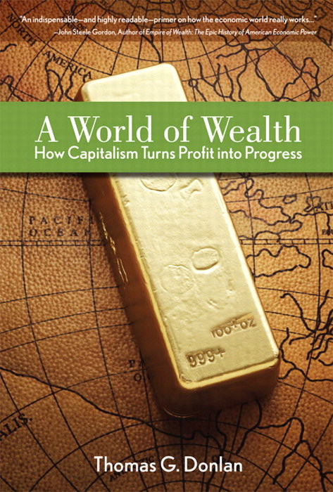 World of Wealth, A: How Capitalism Turns Profits into Progress