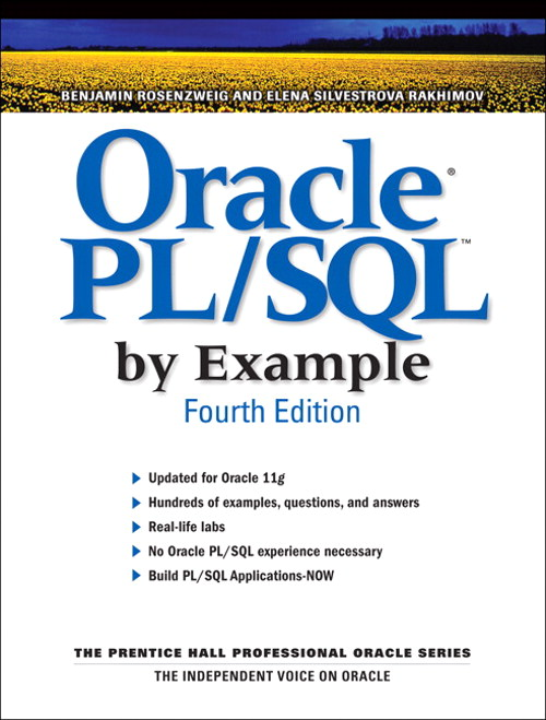 Oracle PL/SQL by Example, 4th Edition